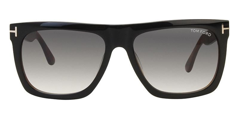 9d58c703f09 Tom Ford Morgan Black Tortoise   Gray Lens Sunglasses – shadesdaddy