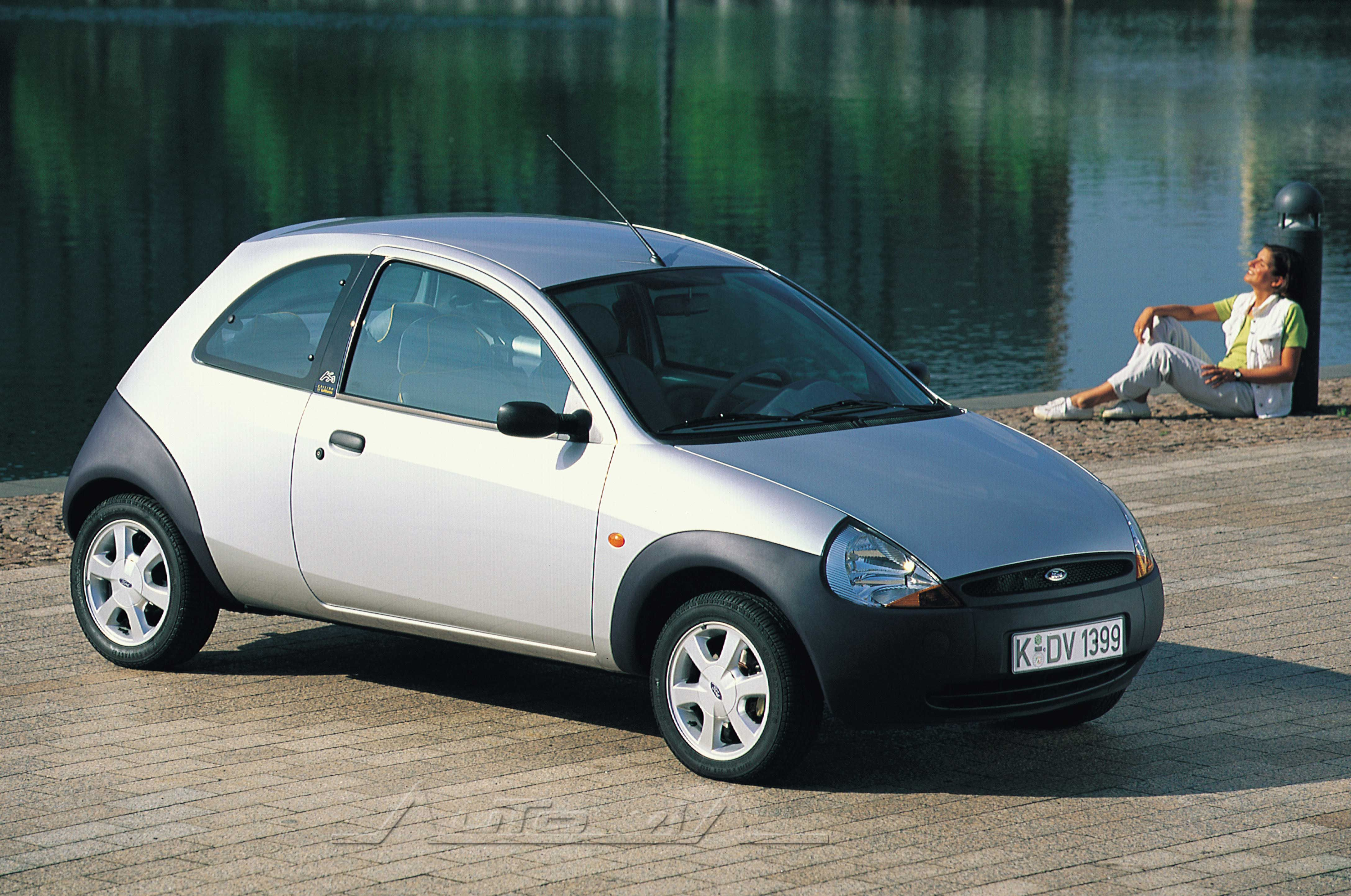 First Version Of Ford Ka My First Car And It Stills Alive Ford