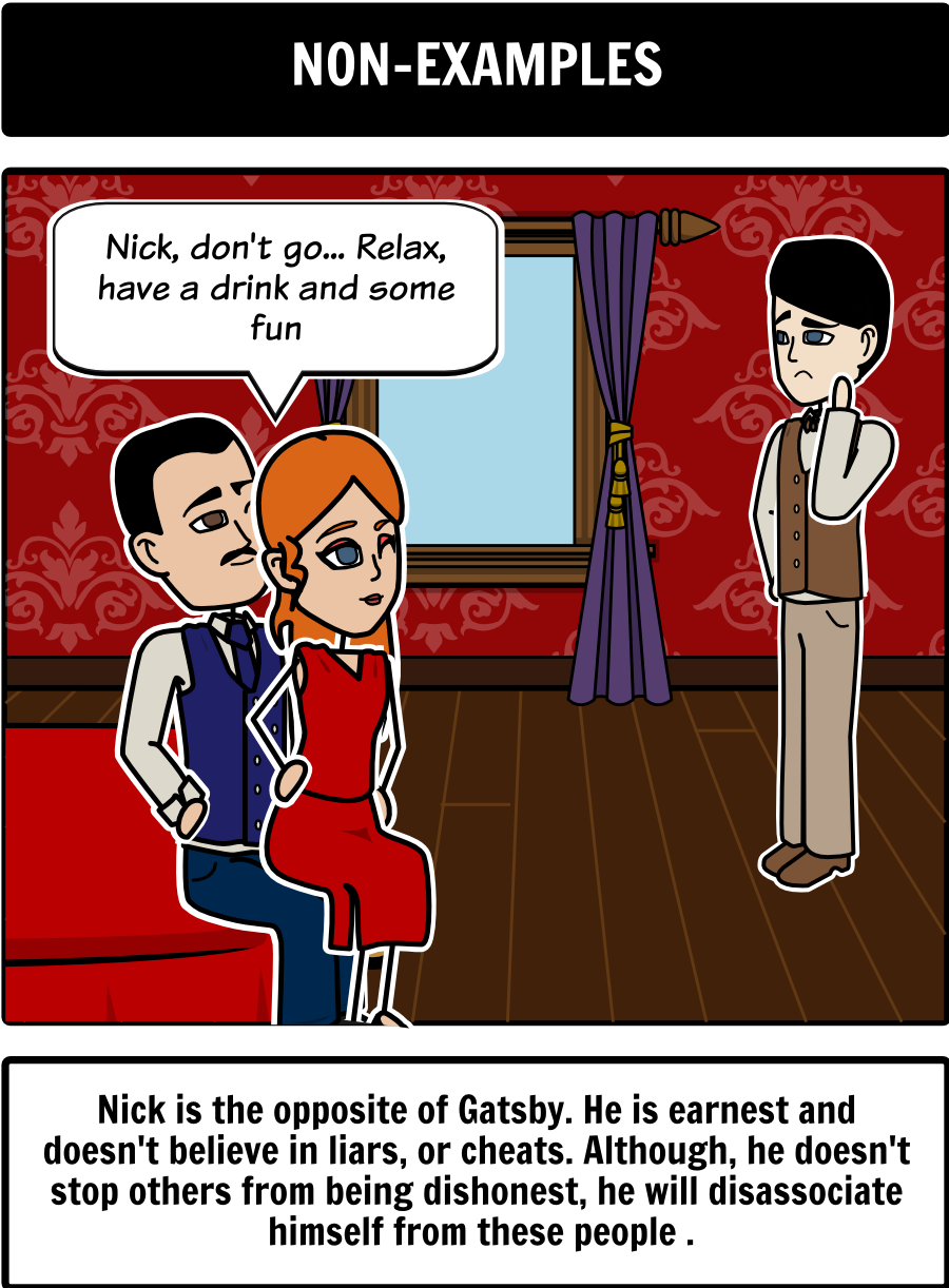 The Great Gatsby Jay Gatsby As An Antihero Our New Frayer Model