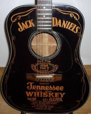 Jack Daniel S Guitar Jack Daniels Jack Daniels Bottle Jack Daniels Decor