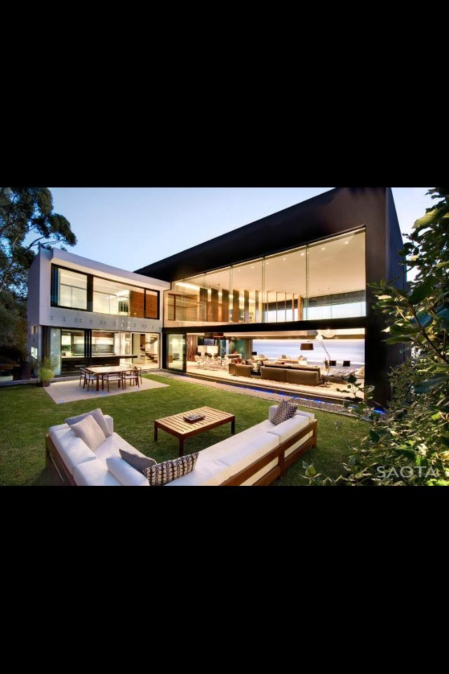 open and great for entertaining! Dream Home Pinterest Future