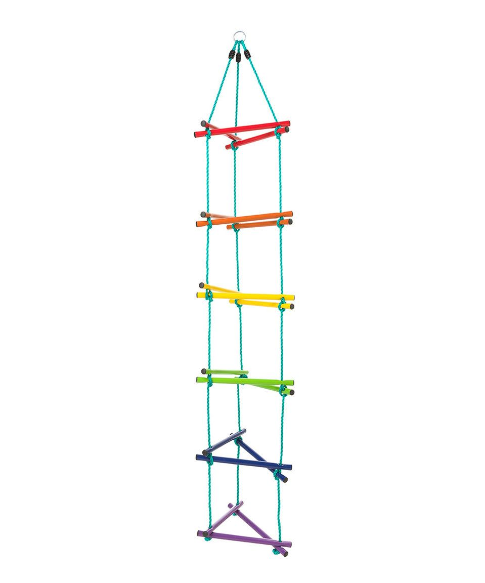 Take A Look At This Rainbow Tri Climber Today Rope