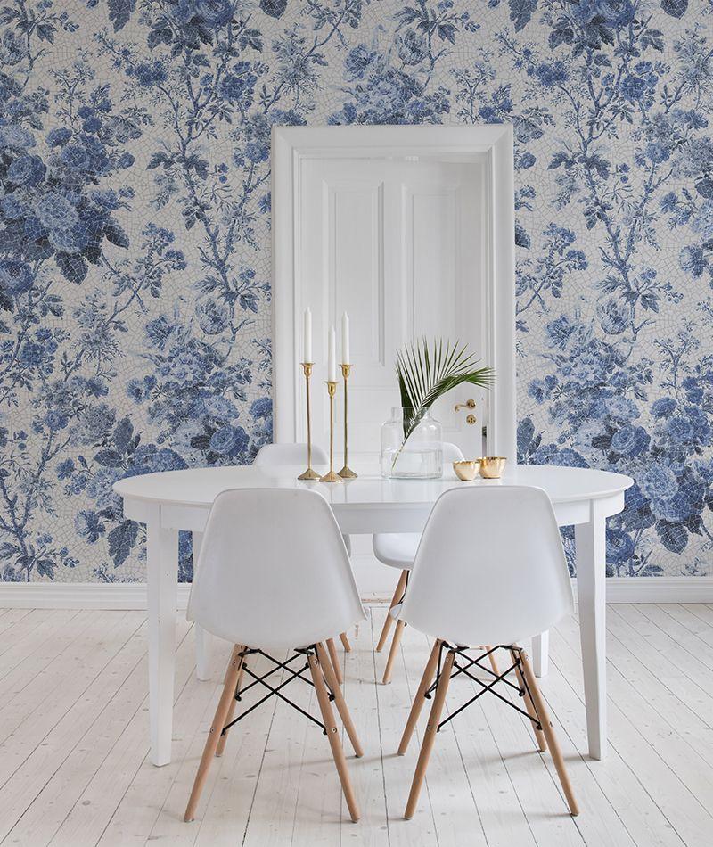 Porcelain, Blue