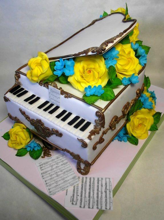 торт - рояль | Красивые торты, Торт, Кондитерская