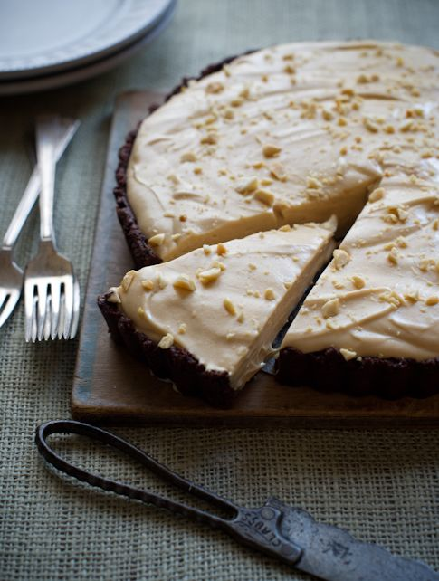 peanut butter pie...