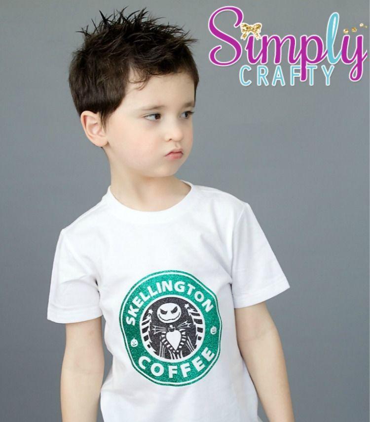 Jack Skellington Starbucks Coffee Shirt