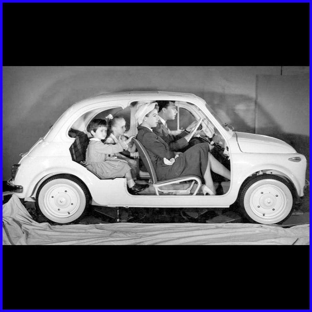 Fiat Family Portrait