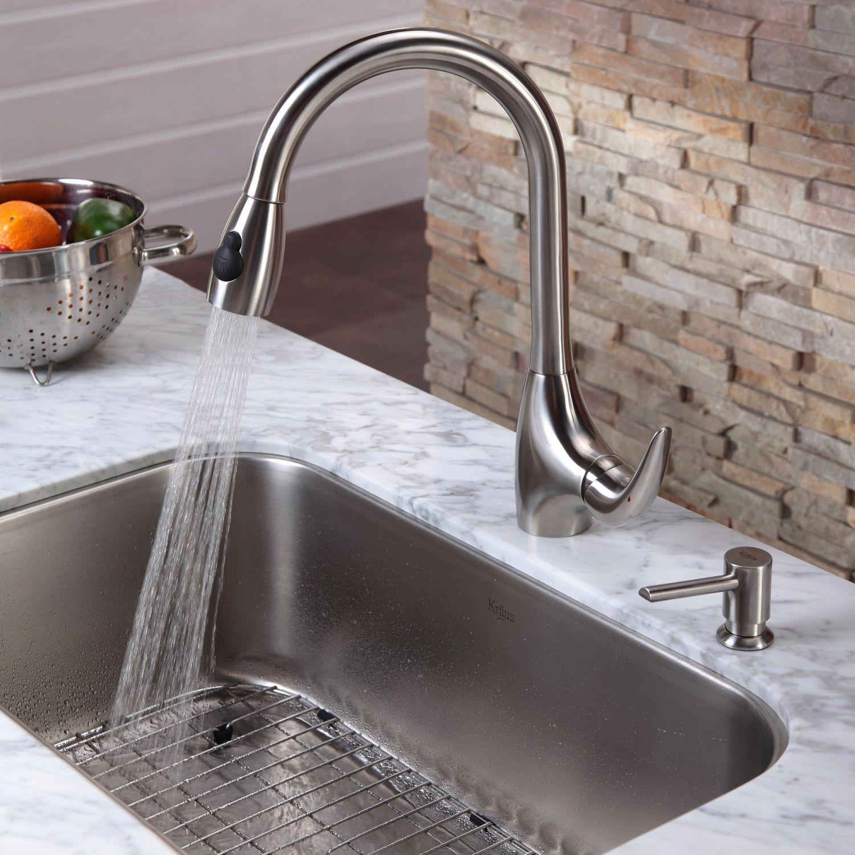 soap dispenser kitchen sink kitchen