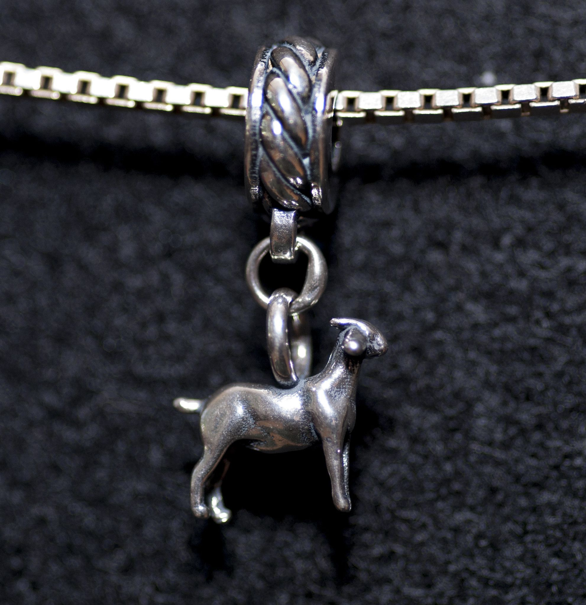 head asp goat necklace p pendant