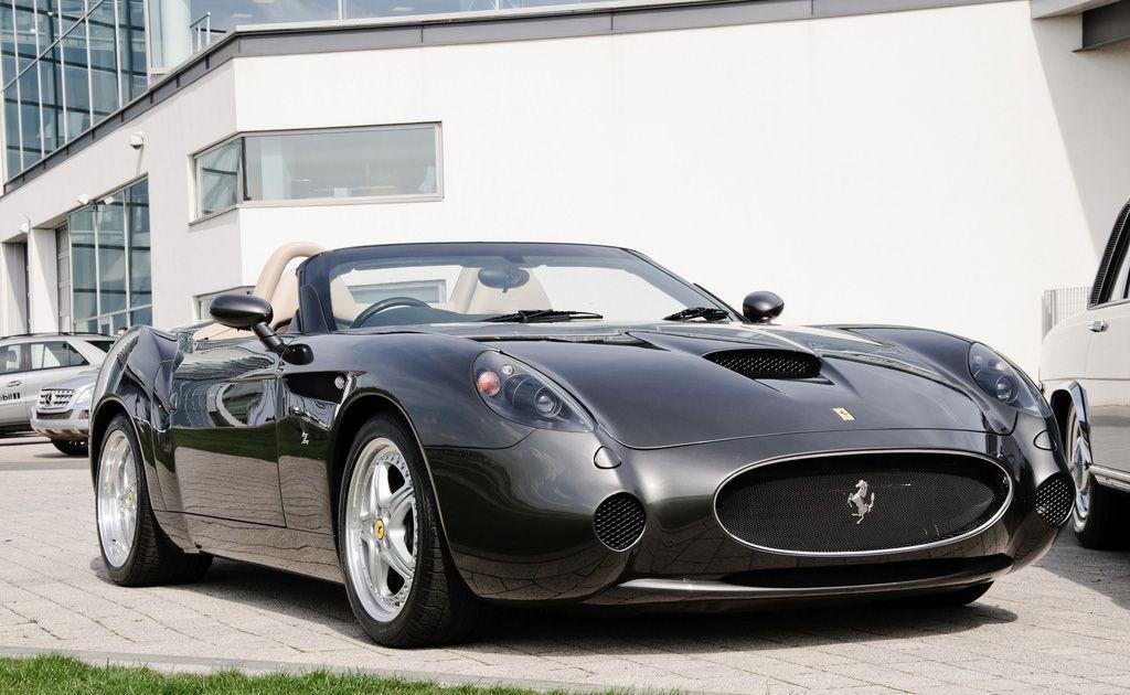Ferrari-550-GTZ Zagato