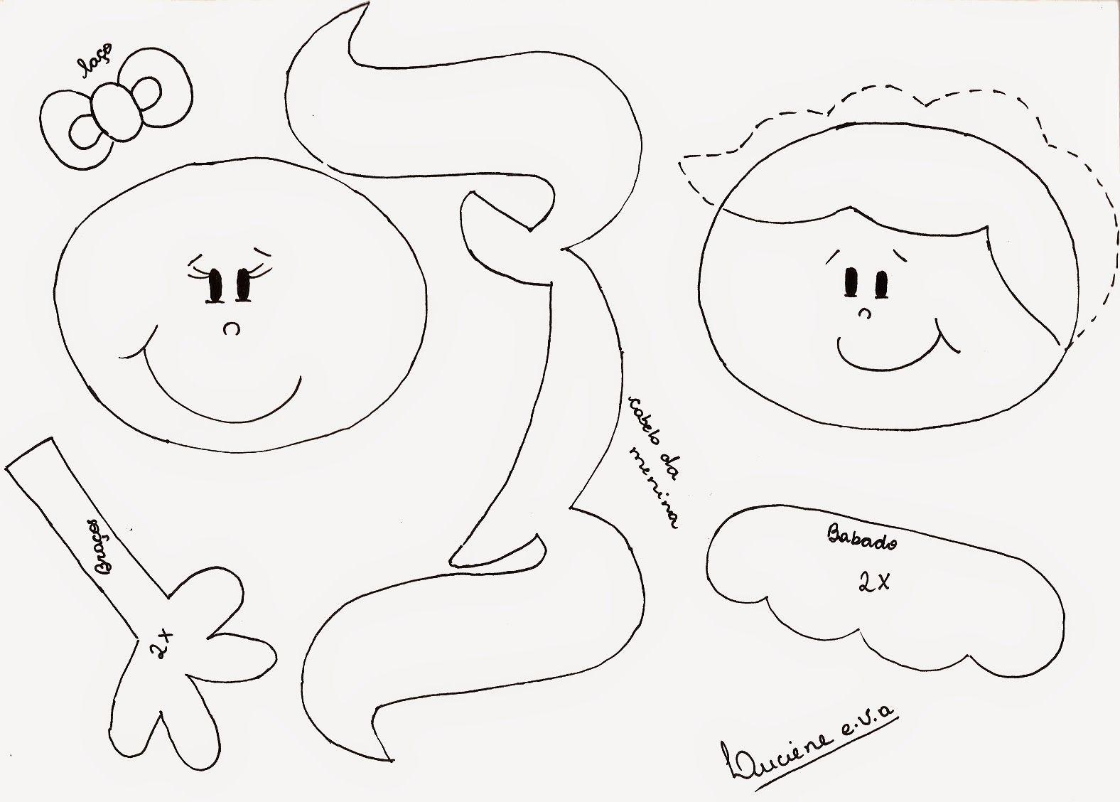 Pin Em Dibujos Y Moldes