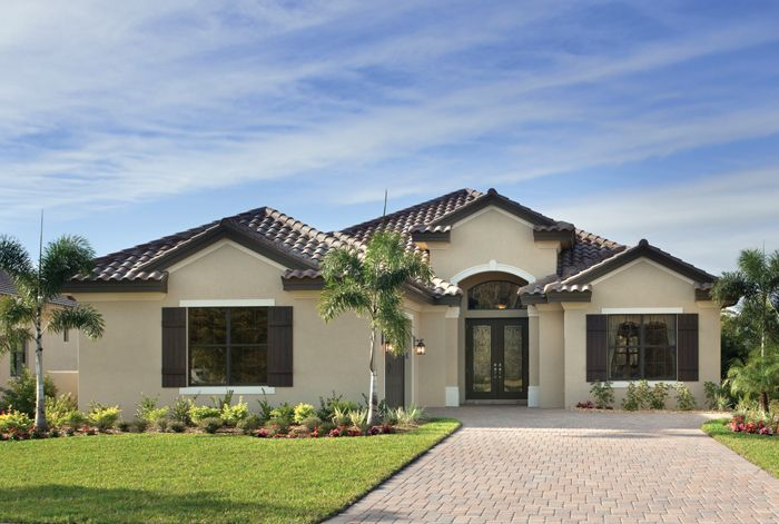 Florida Luxury Custom Home Design Plan Bardmoor 1162 Luxury House Plans House Design Dream House Decor