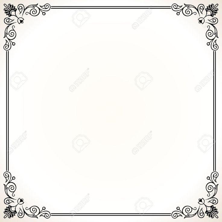 Risultati immagini per cornice nera   albom   Pinterest