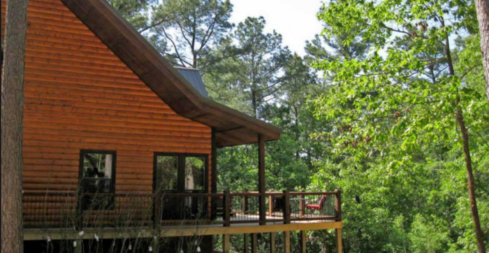 The Hidden Cabins In Oklahoma That You Ll Never Want To Leave Oklahoma Cabins Cabin Oklahoma