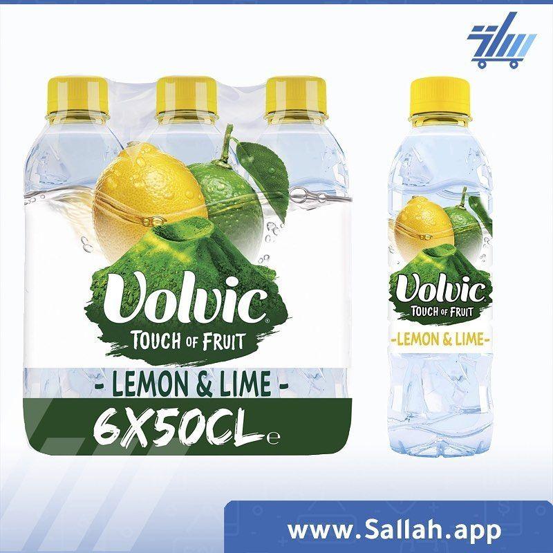 تسوق تسوق اونلاين توصيل توصيل طلبات الكويت سلة Sallahapp الكويت ورد انستقرام Kuwait الكويتية هدايا Volvic Bottle Plastic Water Bottle Water Bottle