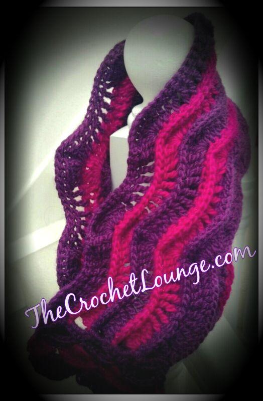 Crochet: Patterns, Articles, eBooks, Magazines, Videos | Cuello de ...