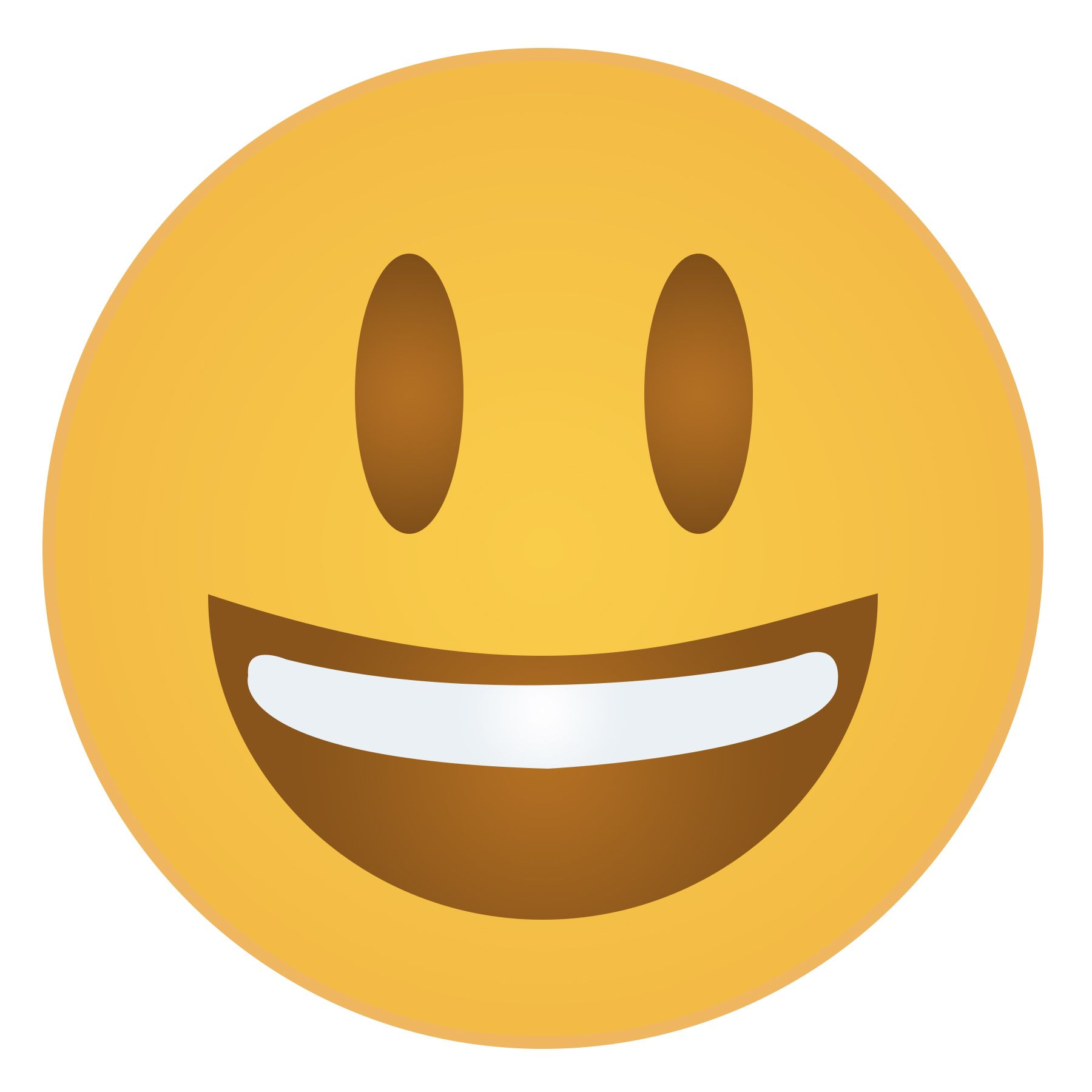 This is a graphic of Emojis Printable throughout happy