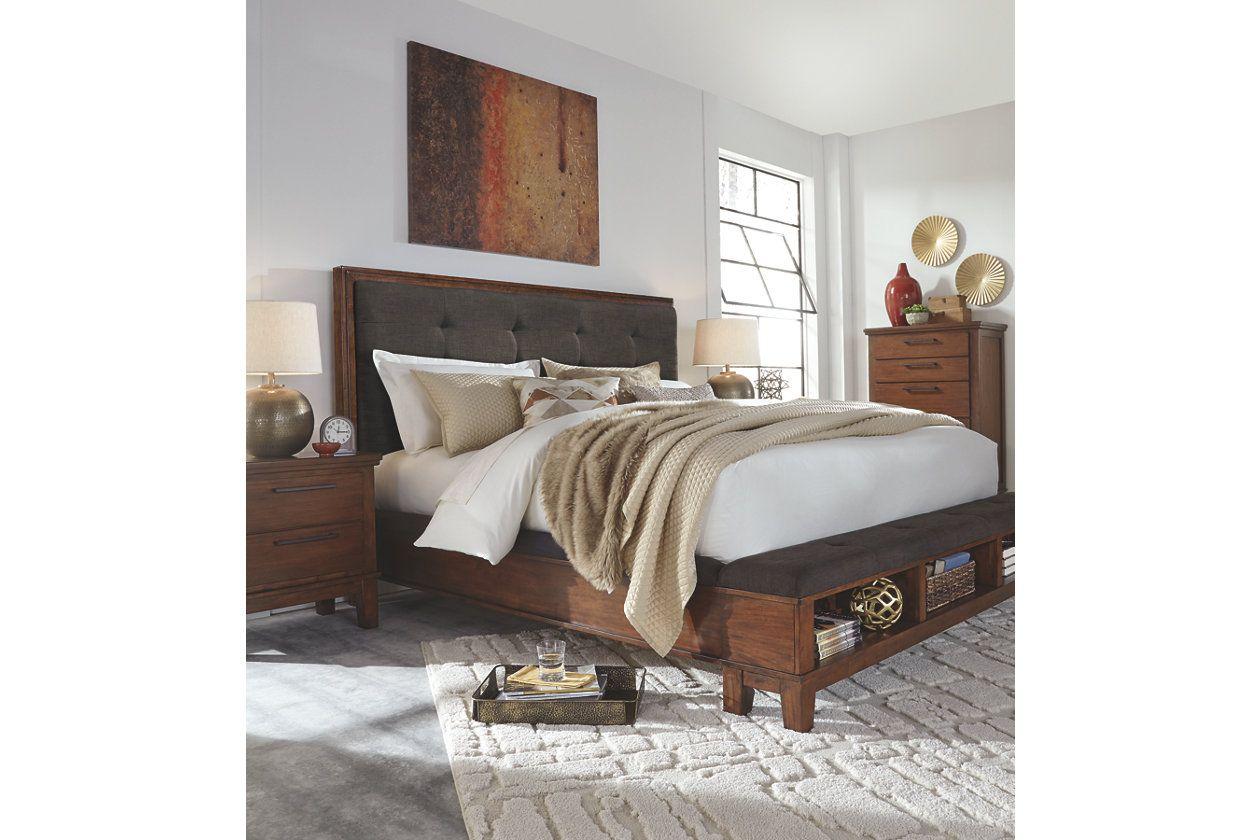 Ralene 6Piece Queen Bedroom Wooden bedroom furniture