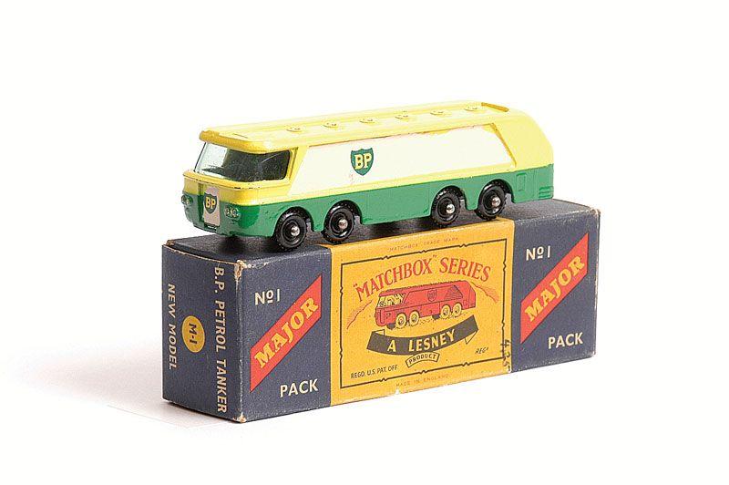 Matchbox Major Pack M1 BP Autotanker