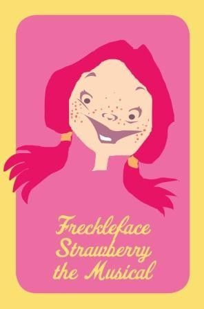 Freckleface Strawberry The Musical San Antonio, TX #Kids #Events