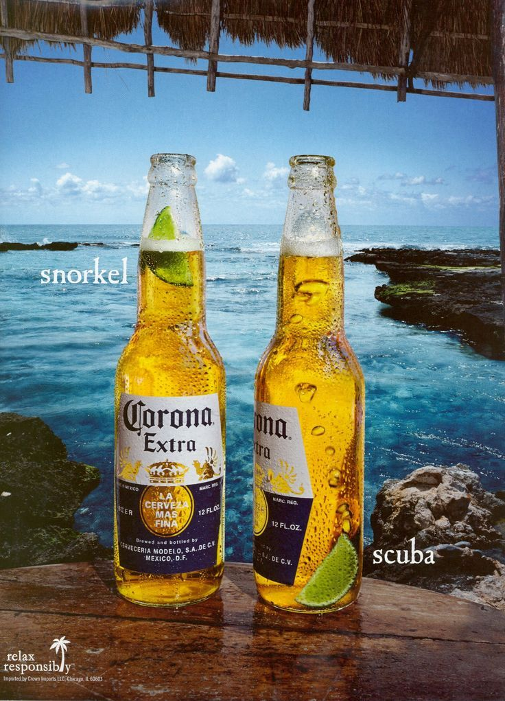 Corona beer brands marketing gallery center on alcohol