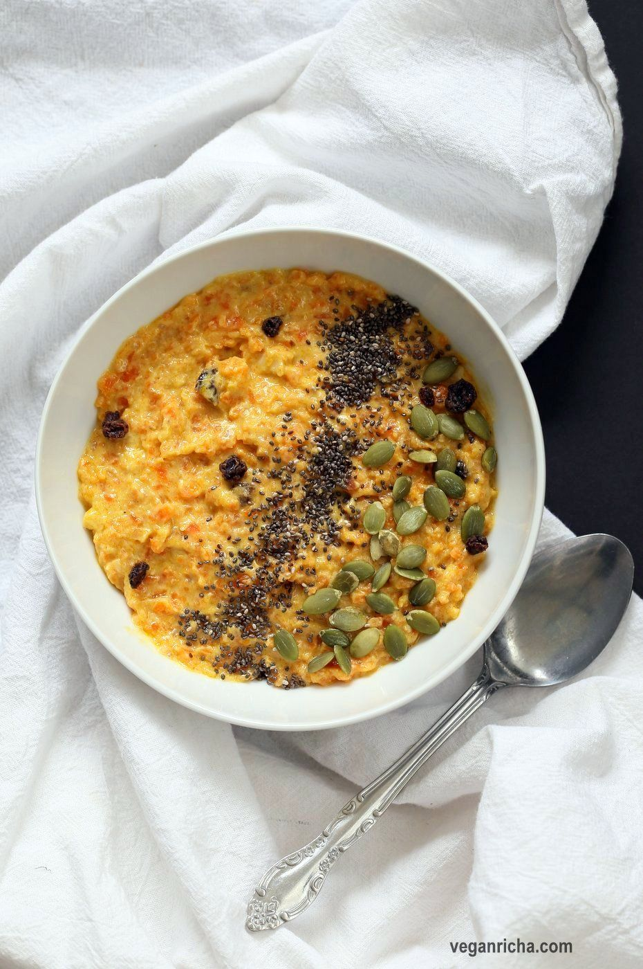 Carrot Pudding With Cardamom Carrot Kheer
