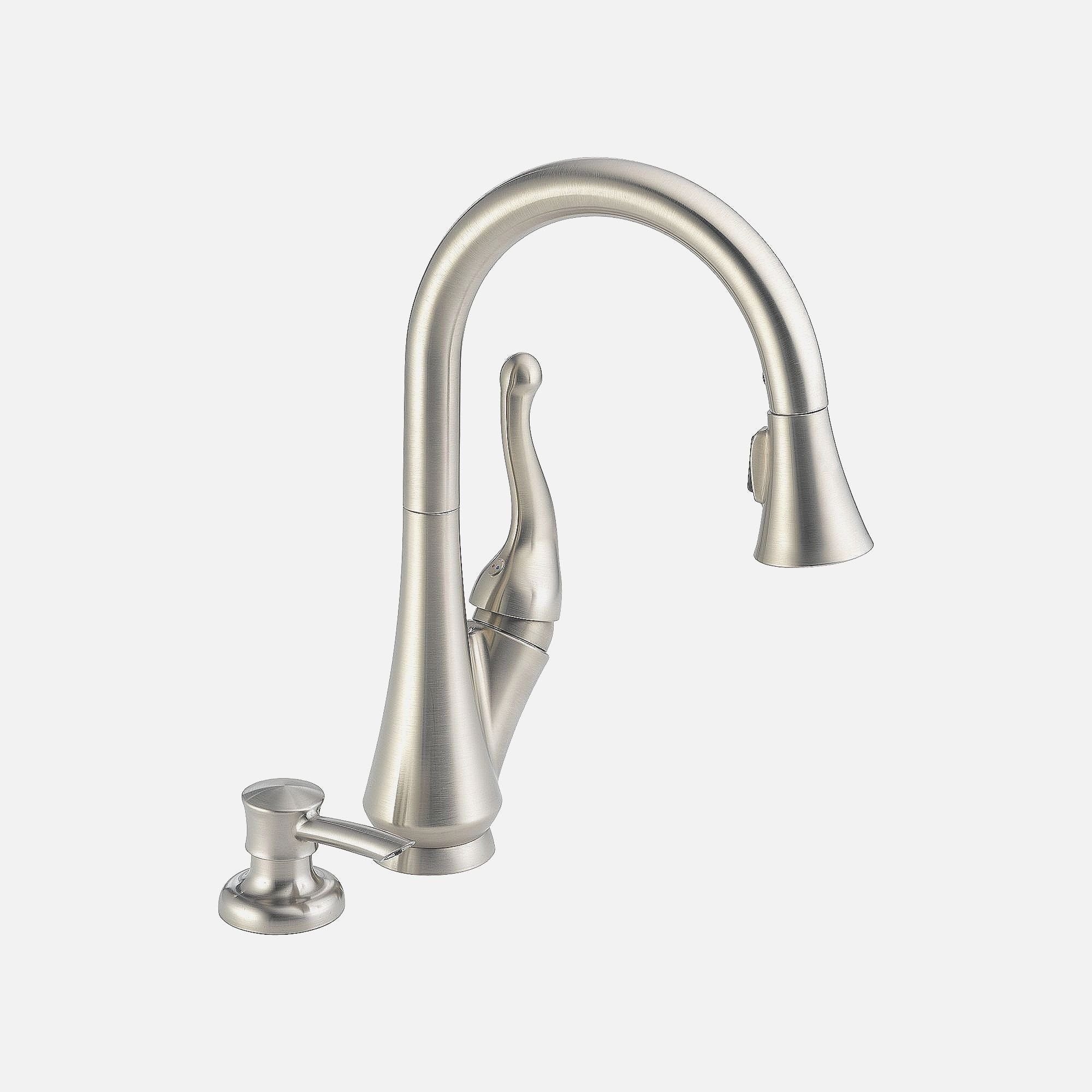Delta Savile Stainless 1 Handle Pull Down Kitchen Faucet Christmas Rugs