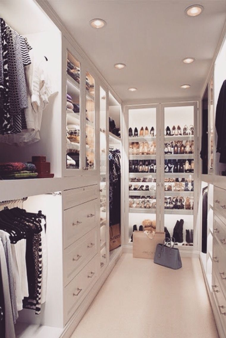 Pin By Shelby On Closets Vanity Pinterest Begehbarer
