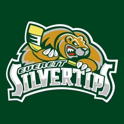 Everett Silvertips Logo | Everett silvertips Free vector in Encapsulated PostScript eps ( .eps ...