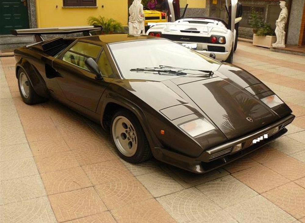 1982 Lamborghini Countach 5000s. Lease A Lamborghini With Premier Financial  Services Today. Photo Via Petrolicious #Lease #Lamborghini #SimpleLease