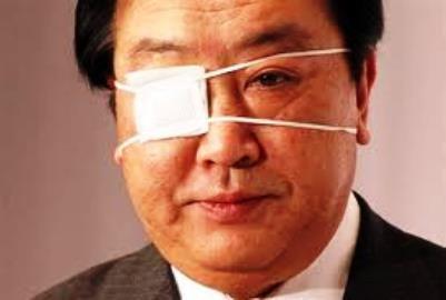 殴られて…、お払い箱になった総理大臣 whitehair