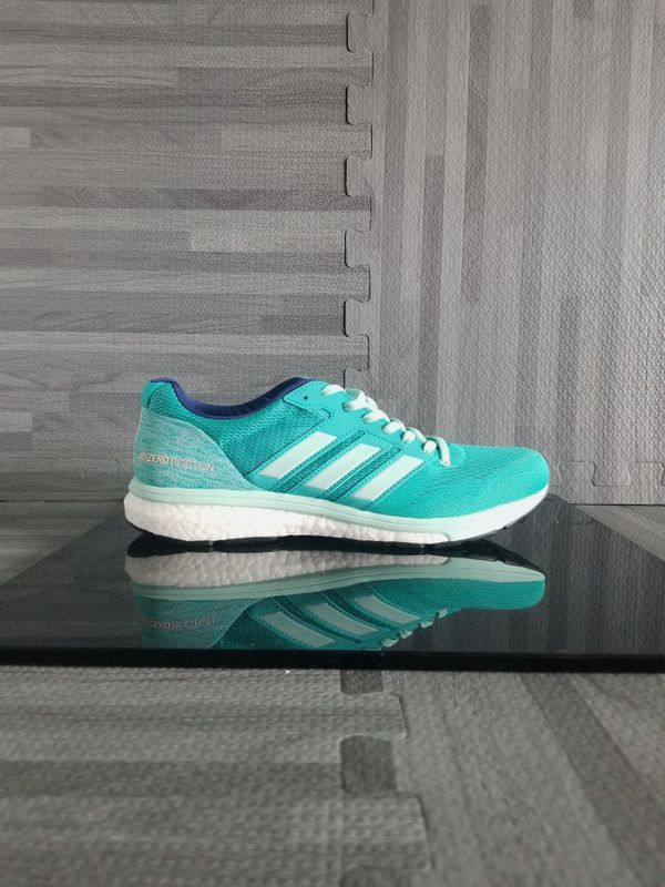 Details about Adidas Adizero Boston Boost 7 Women's Athletic Running Shoes Size 10 BB6498 New!