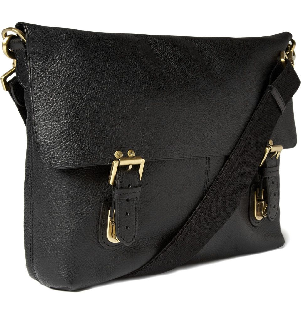 6d4cd6320f01 ... promo code for mulberry barnaby leather messenger bag mr porter 008b3  1201b