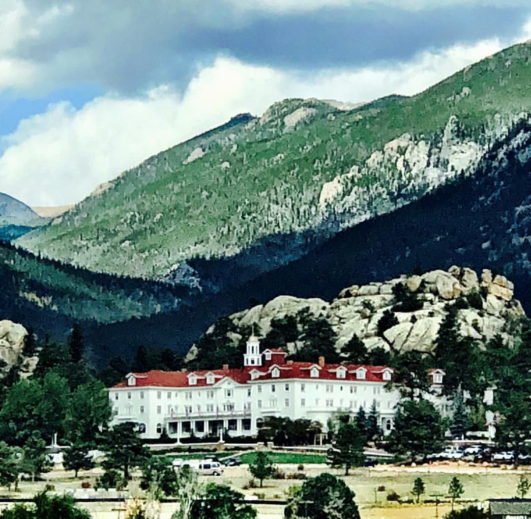 The Stanley Hotel In Estes Park Co Inspired The Movie The