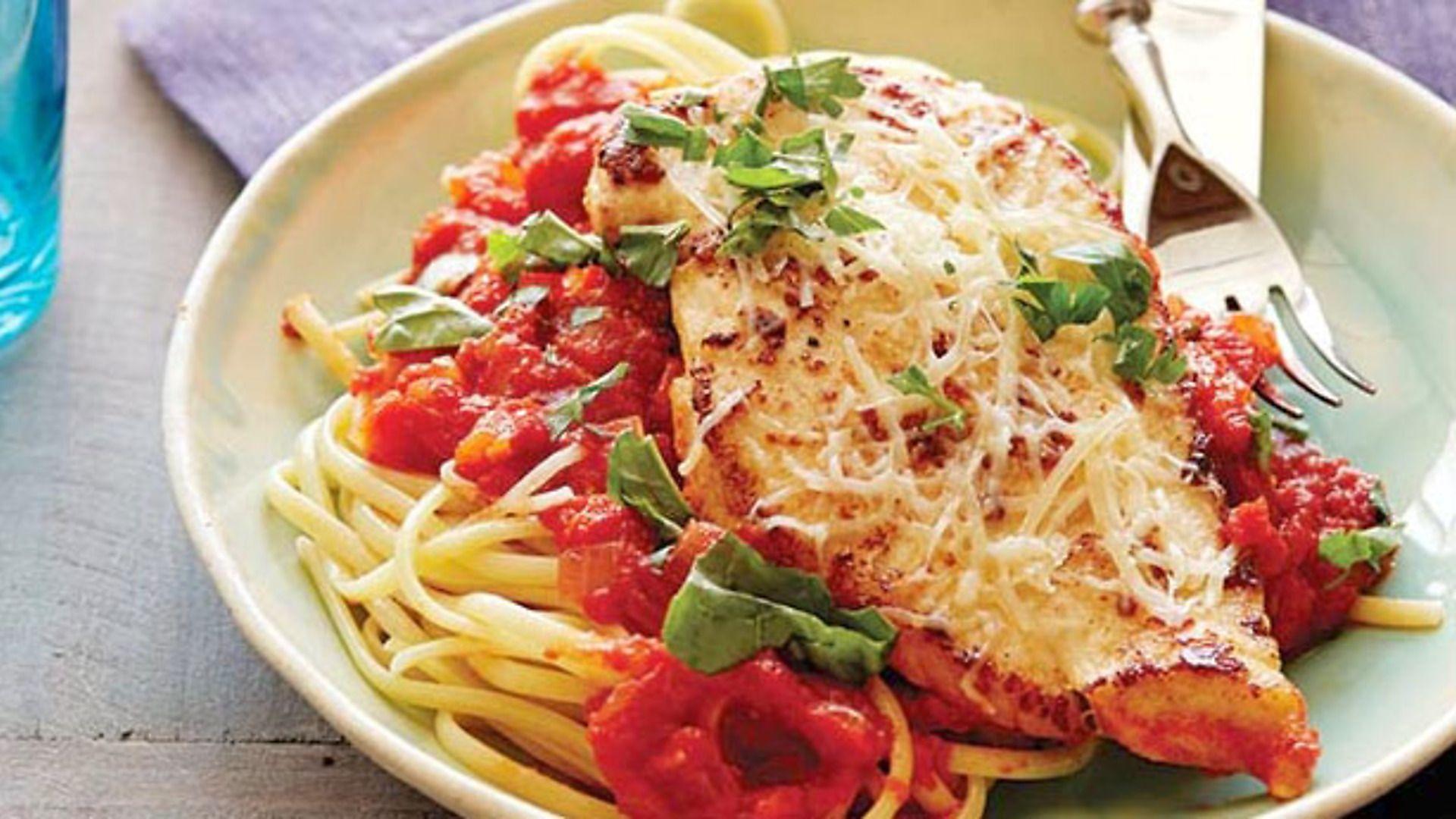 Chicken spaghetti recipe chicken spaghetti recipes chicken chicken spaghetti recipe by ree drummond food network uk forumfinder Gallery