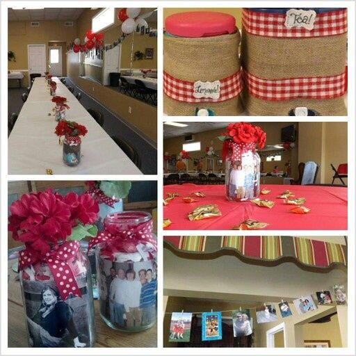 High School Graduation Party Ideas | Graduation Open House Decor | High  School Graduation Party Ideas