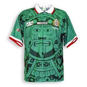 4afc76b3e5ca2 Camiseta Selección Fútbol México 1998. Local.