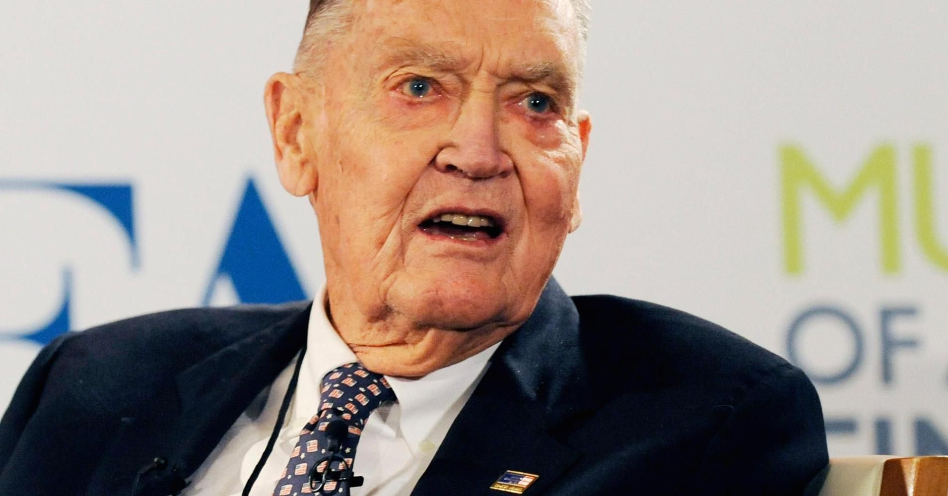 Jack Bogle follows four simple rules when it comes to