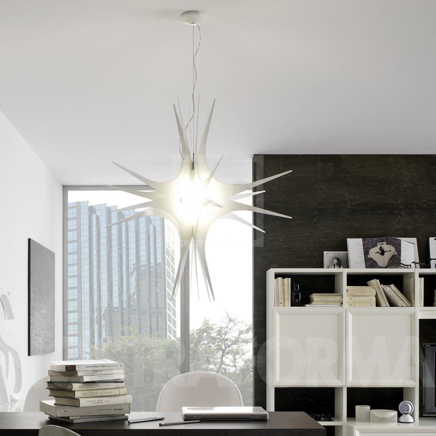 Lumen Center Italia Anemone pendant lamp, large