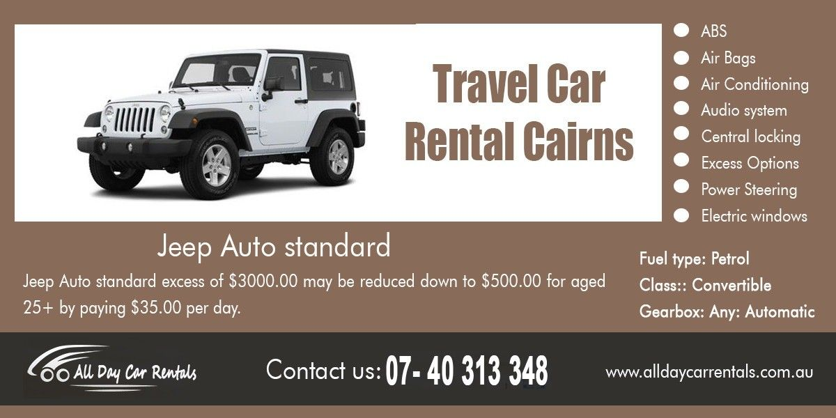 Car Rental Has Come Up As A Very Competitive And Competent Mode Of