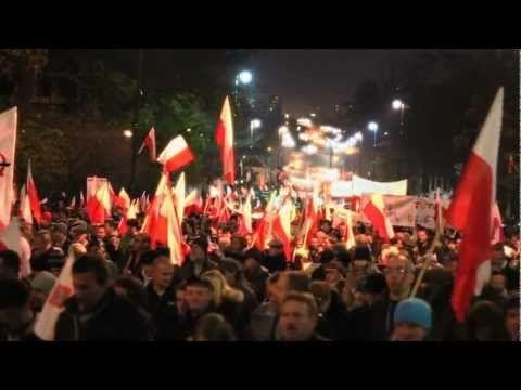TEGO NIE POKAZAŁA ŻADNA TV PUBLICZNA 11.11.2011 - YouTube