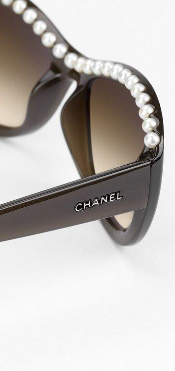 cdd30aa883 chanel pearls > YES!!!   My Fashion - Items   Lentes chanel, Gafas ...