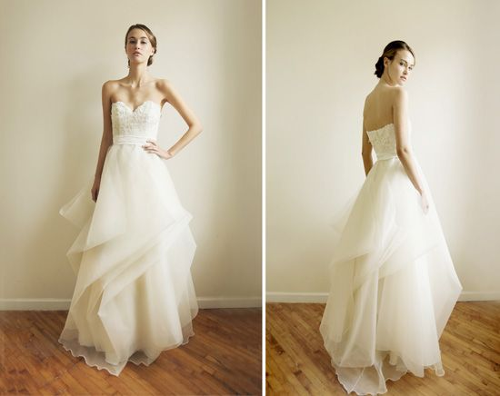 project runway stars with bridal lines | Leanne marshall, Bridal ...