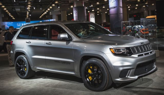 Ruggedness Is All About Getting Bigger And Better And That Is Precisely What Company Is Doing With Its 2 Jeep Grand Grand Cherokee Limited Jeep Grand Cherokee