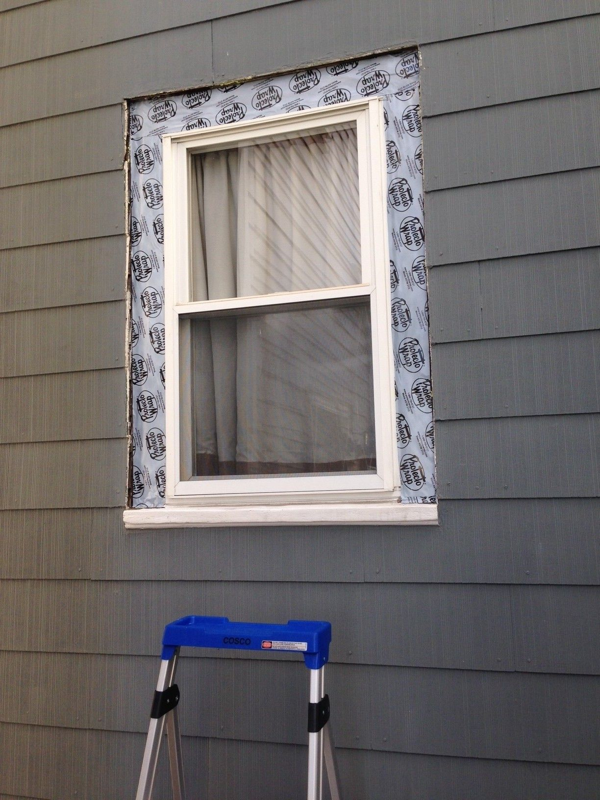 Exterior window design for home  look at that nicely flashed window  honey do list  pinterest
