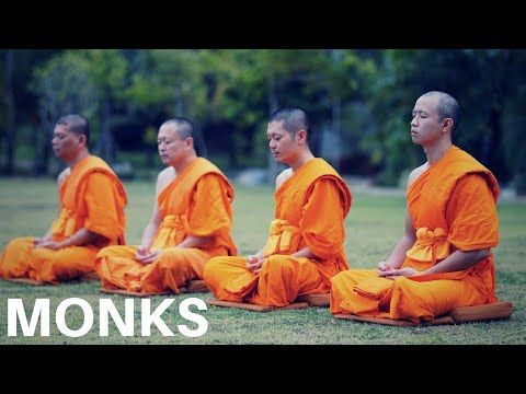 BUDDHIST MONKS! Who Are They and What Do They Do? (Life of ...