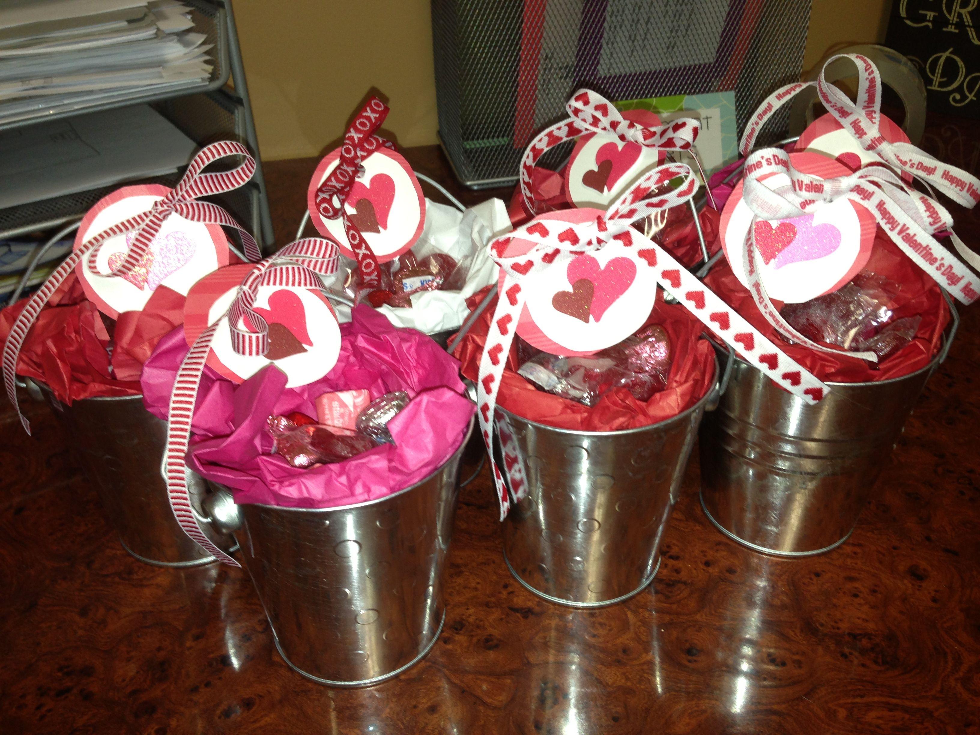 Valentine treats for teachers | IXL Ideas | Pinterest