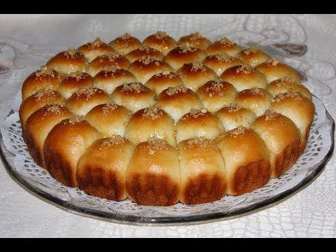 خلية النحل الشهدة هشة و قطنية و خفيفة بالعجينة السحرية Youtube Food Desserts Sweets