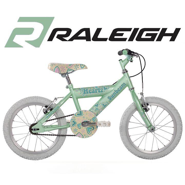 16 Inch Girls Bike Mint Green Children S Bike For Boys Girls