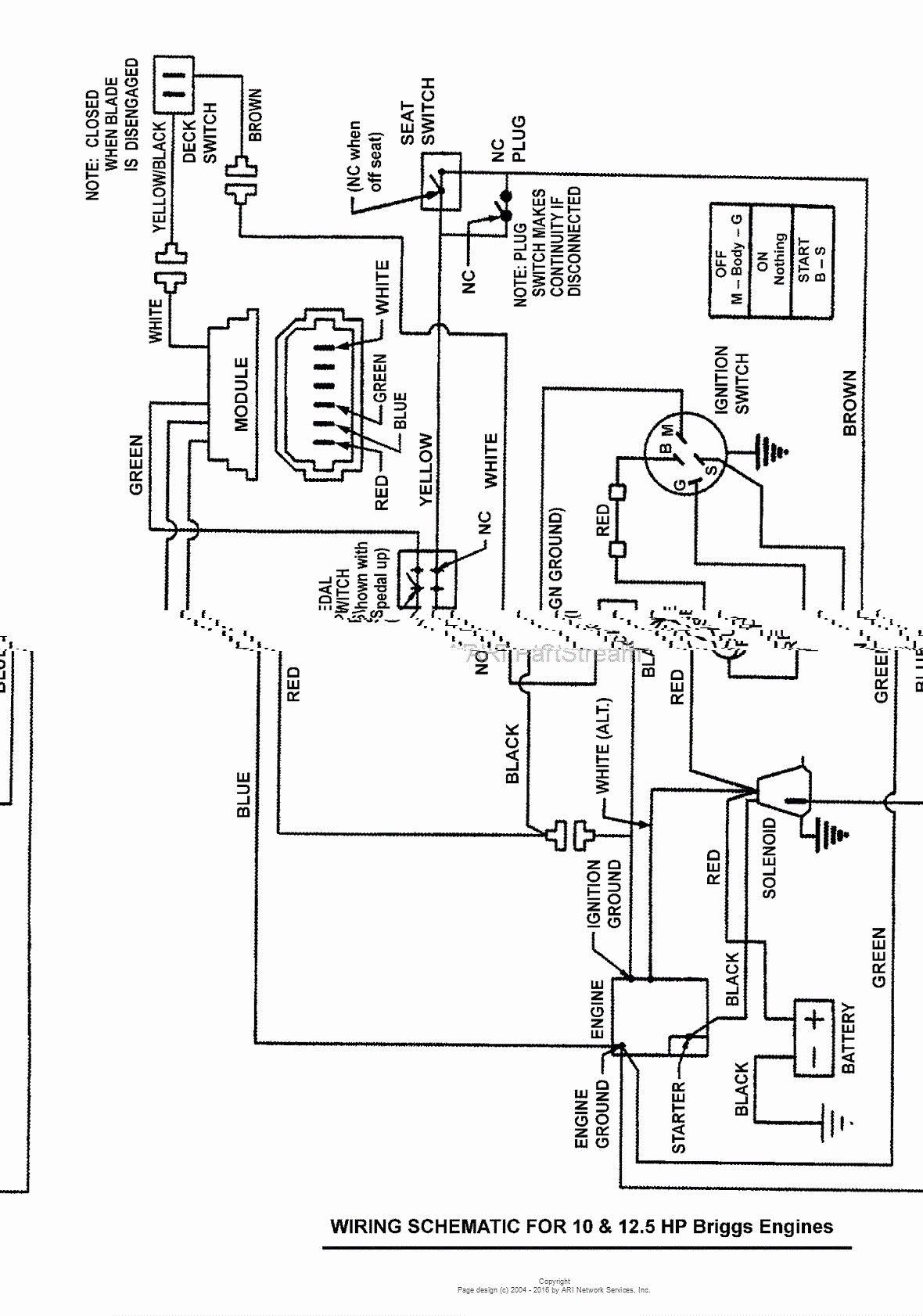 Aircraft Magneto Wiring Diagram